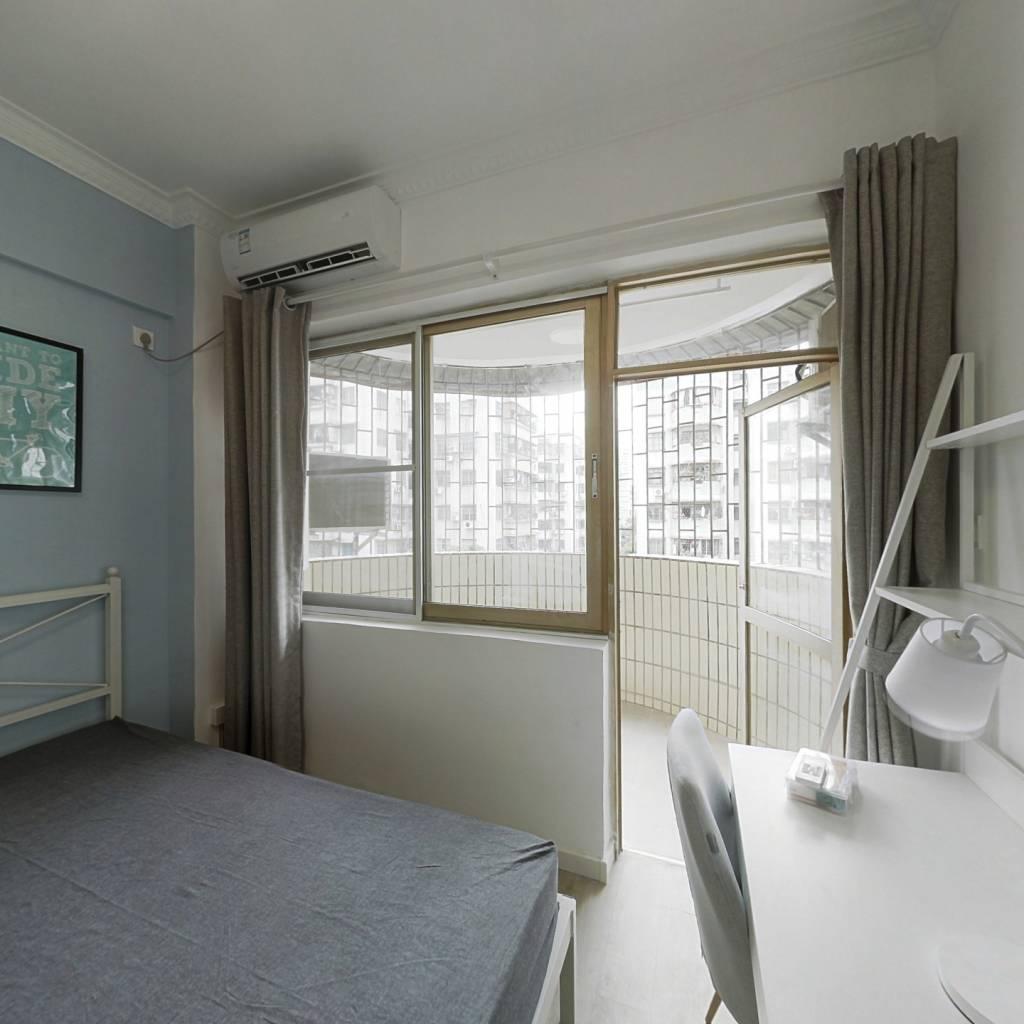 合租·聚德花园 2室1厅 南卧室图