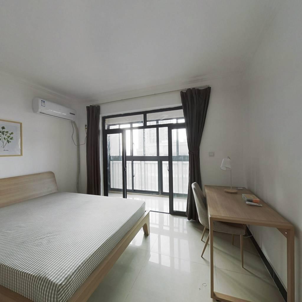 合租·跃进家园A区 5室1厅 南卧室图