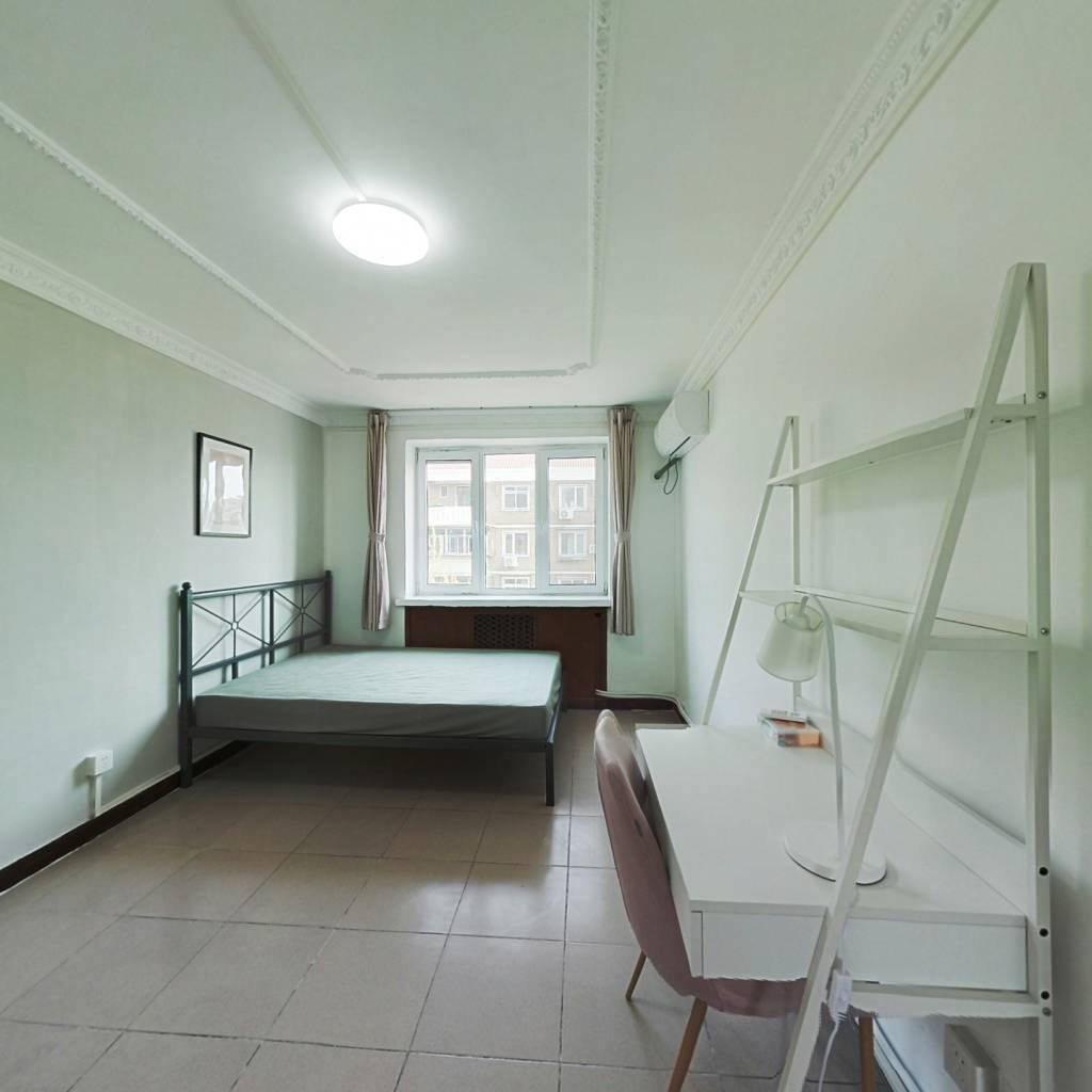 合租·林苑西里 2室1厅 北卧室图