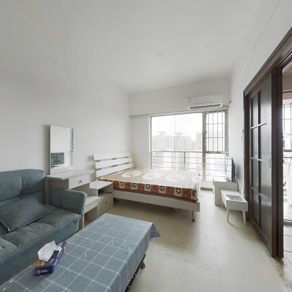新世纪河畔广场舒适小单间住宅性质