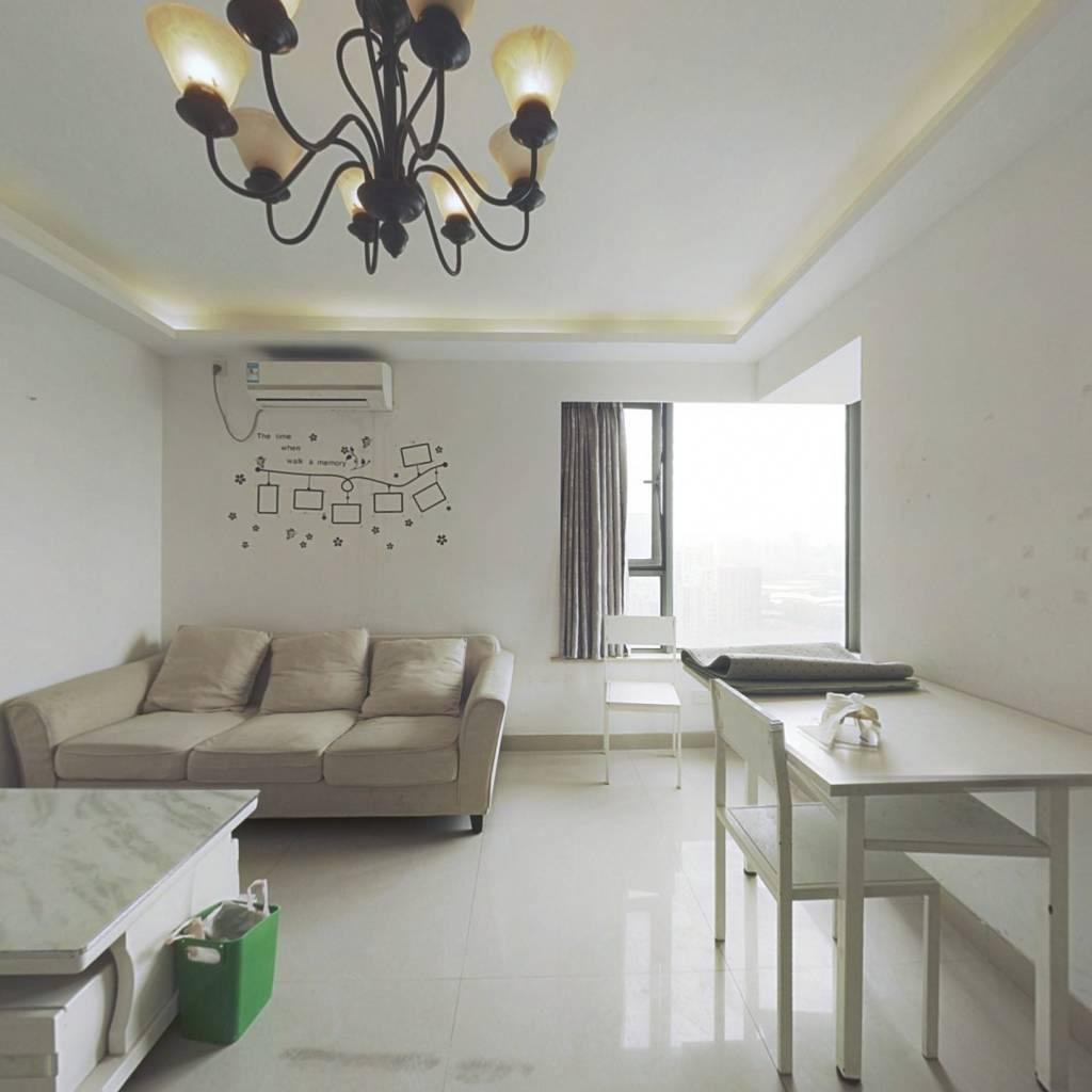 雍城精装2室,好楼层,近院士公园,读学士,随时看房