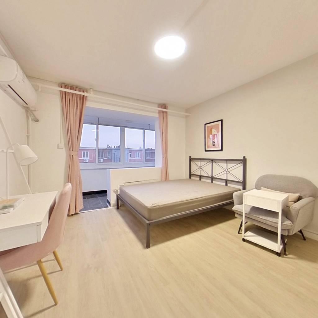 合租·海户屯 2室1厅 北卧室图