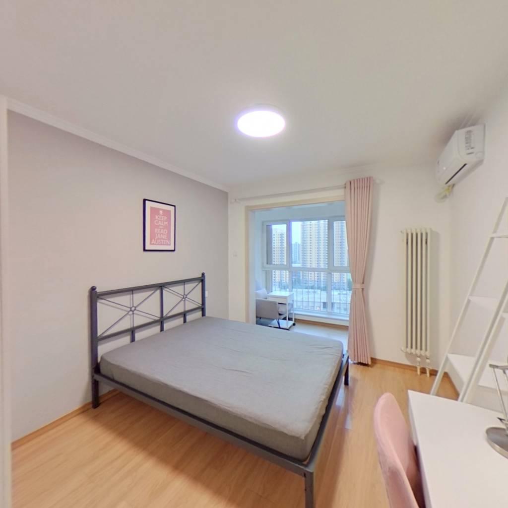 合租·融泽嘉园 2室1厅 北卧室图