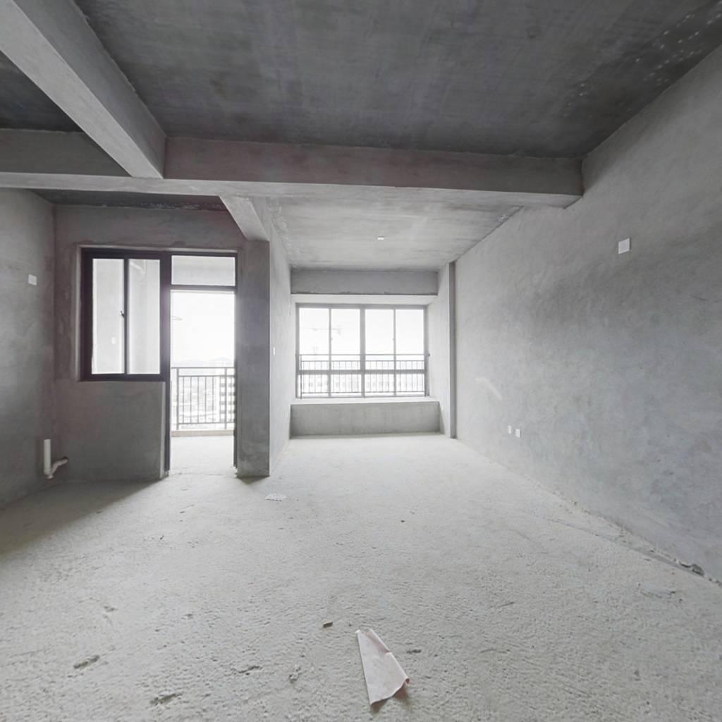 大学东路民大站 2房刚需毛坯 和思V时代,有证