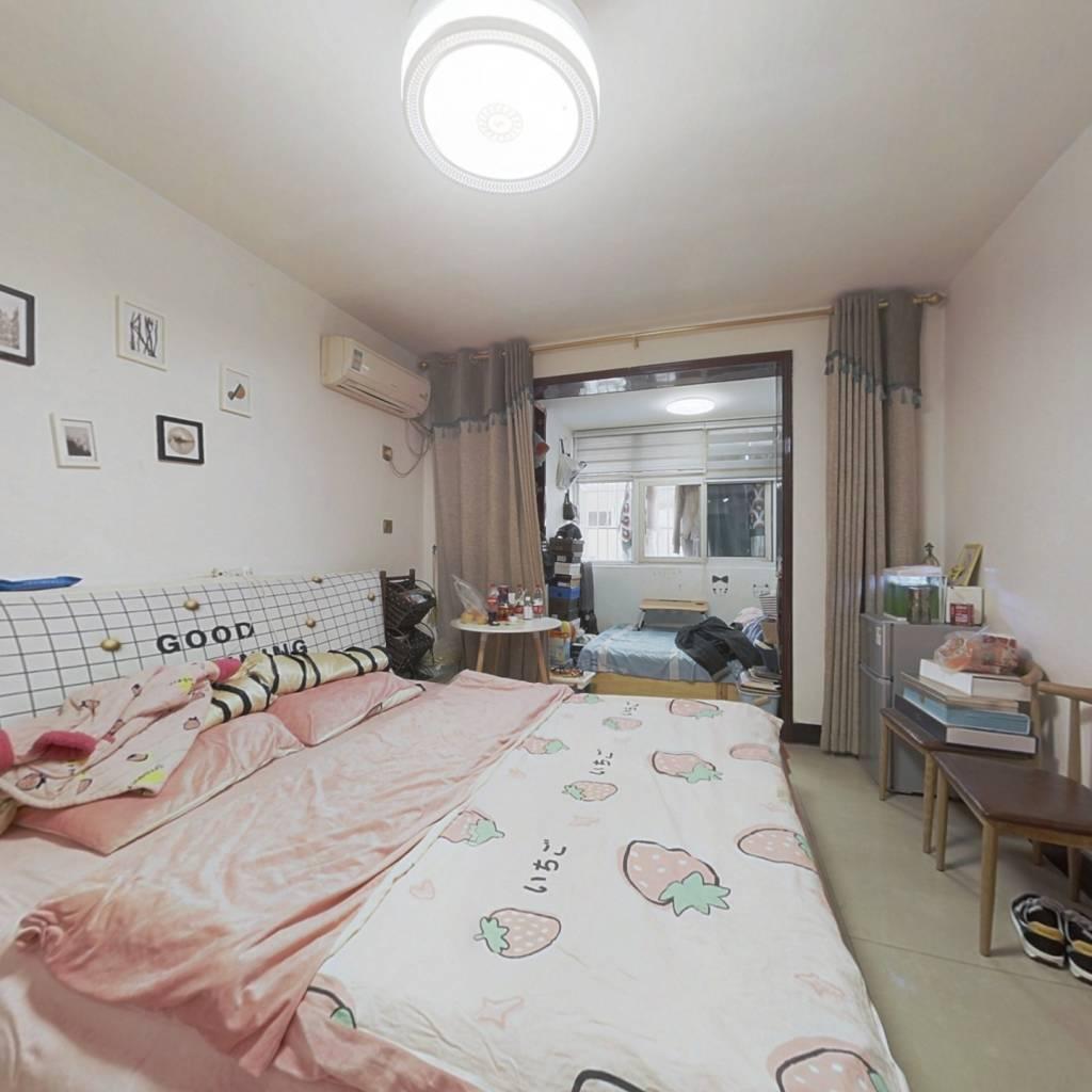 西岸杰座 1室1厅 北