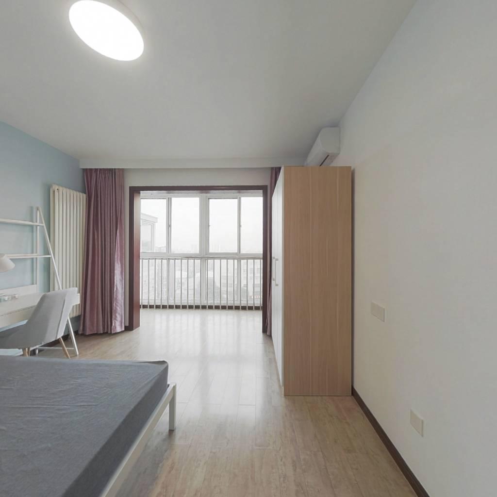 合租·梵谷水郡 3室1厅 东卧室图