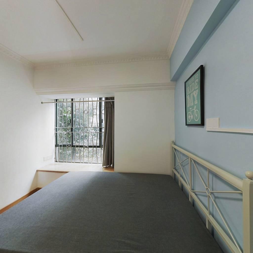 合租·富力半岛花园 4室1厅 东南卧室图