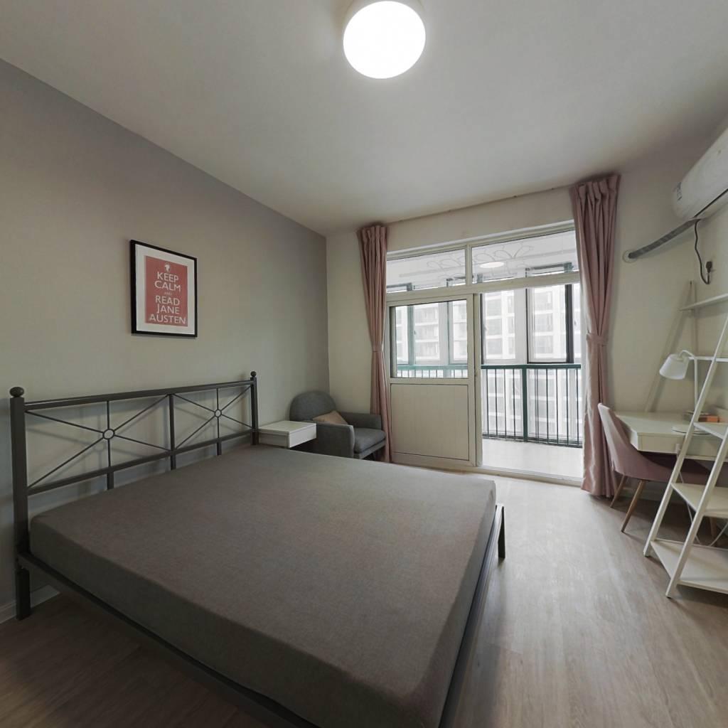 合租·云河西园 5室1厅 南卧室图