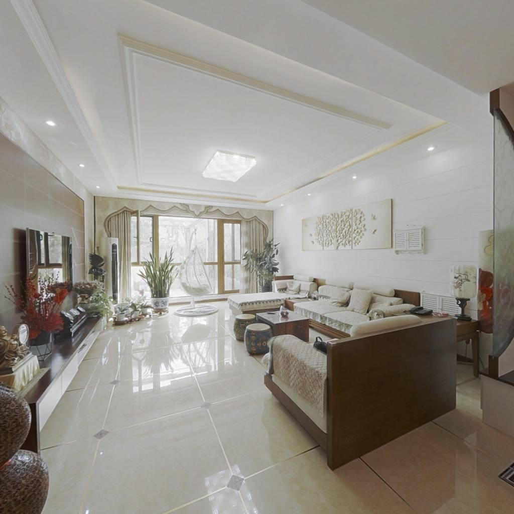 远洋笠宫一楼宅邸出售,长白岛低密度大户型,