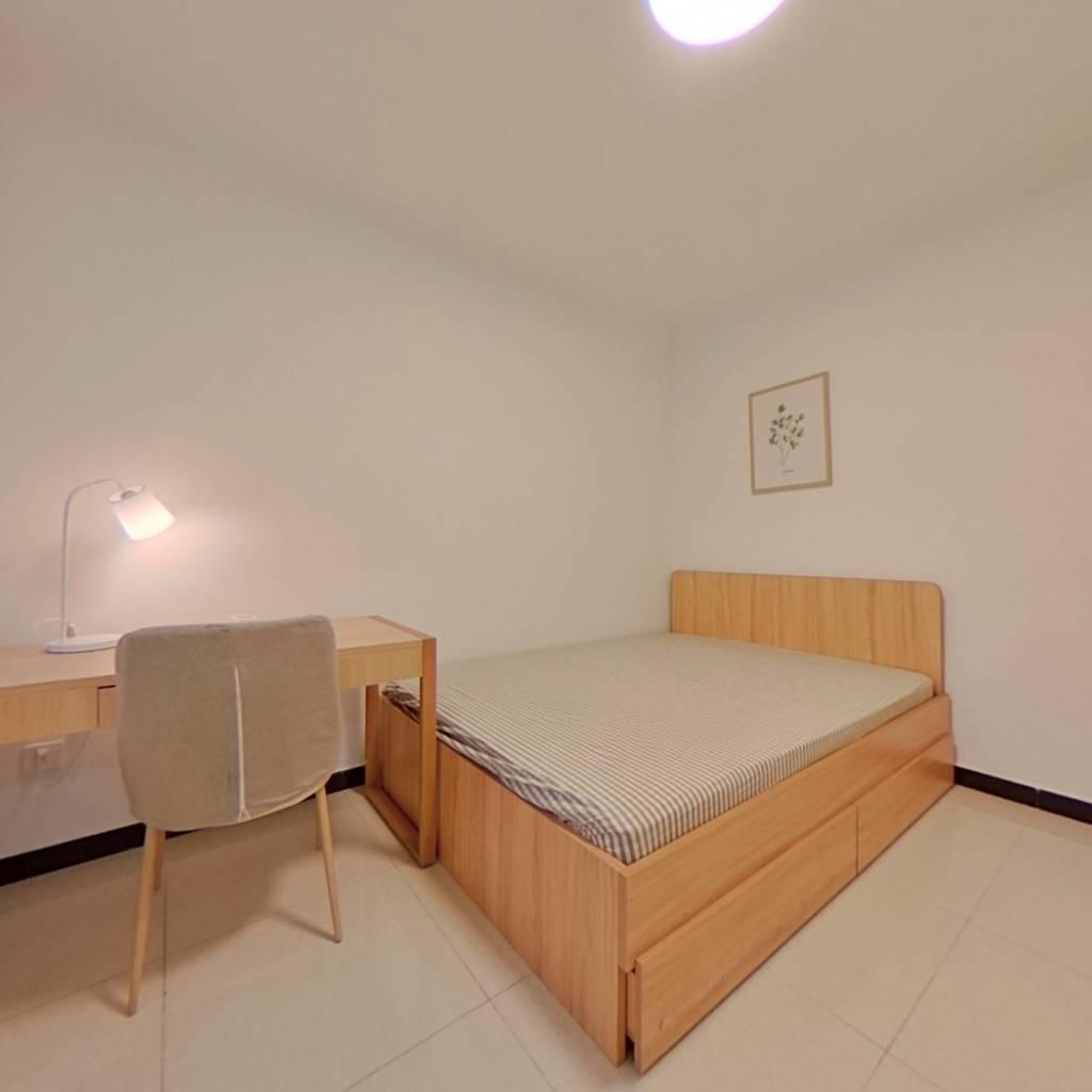 整租·阳光星苑 2室1厅 南卧室图