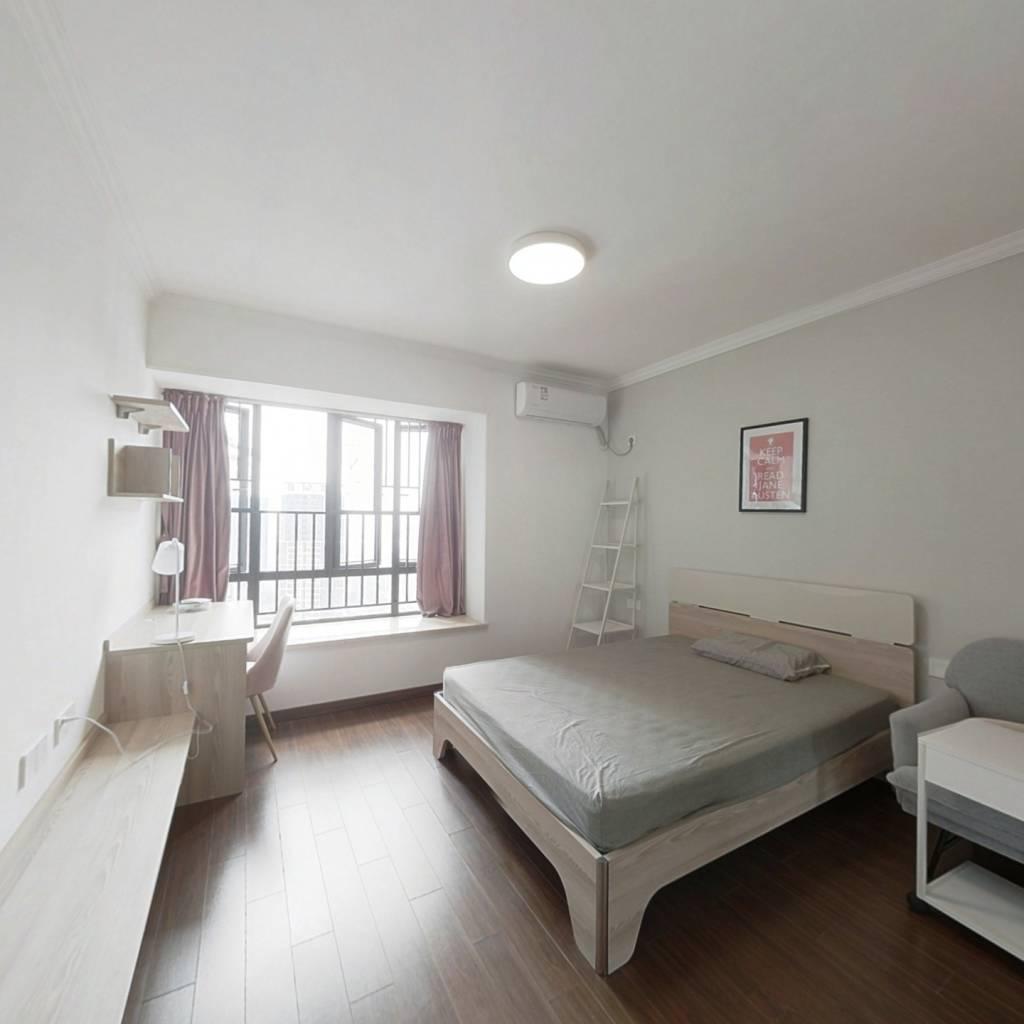 合租·文冲安置房五期 4室1厅 南卧室图