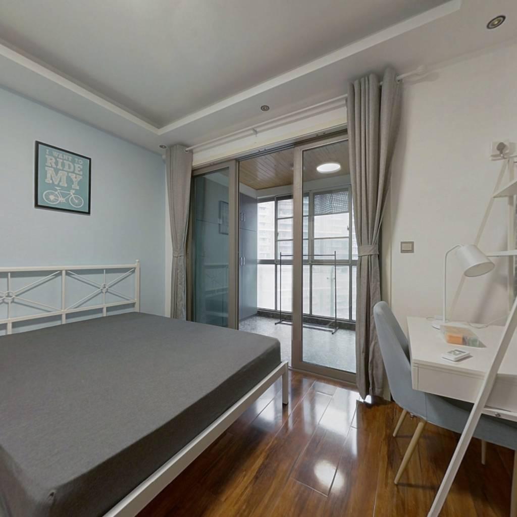 合租·恒大西锦城 3室1厅 东卧室图
