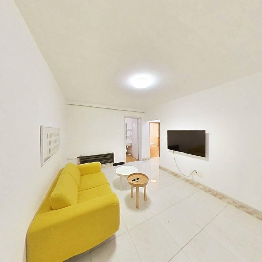 整租·六合园 2室1厅 东卧室图