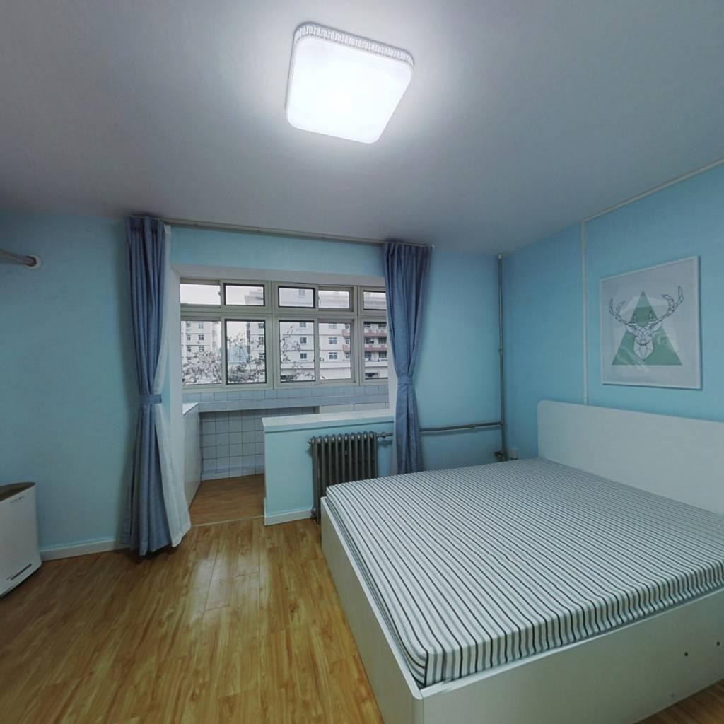 整租·灵通观 2室1厅 南北卧室图