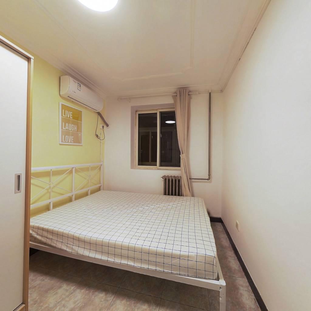 合租·风湖里 2室1厅 南卧室图