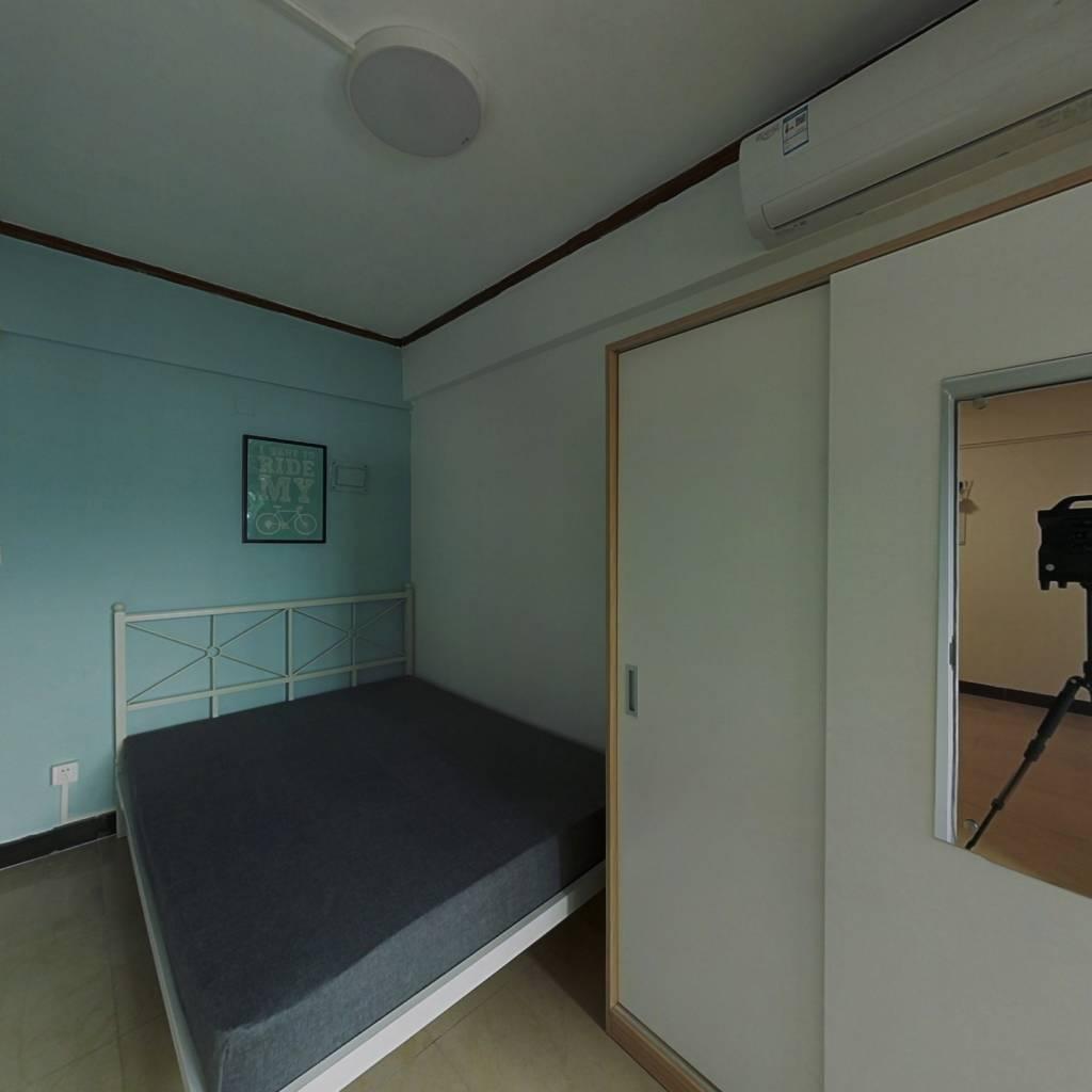 合租·江南美景花园 5室1厅 南卧室图