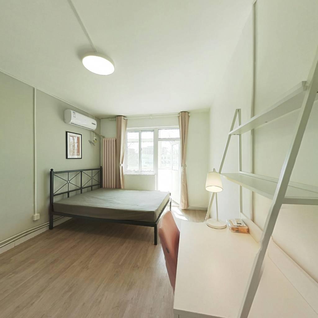 合租·环秀中里 2室1厅 北卧室图