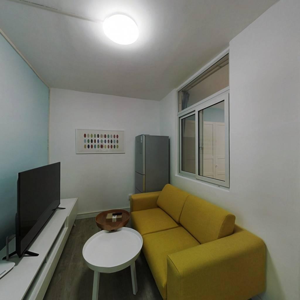 整租·安苑里 2室1厅 南卧室图