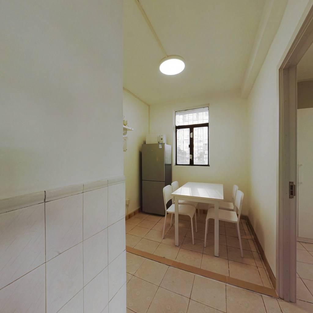 合租·华富北屋村 3室1厅 北卧室图