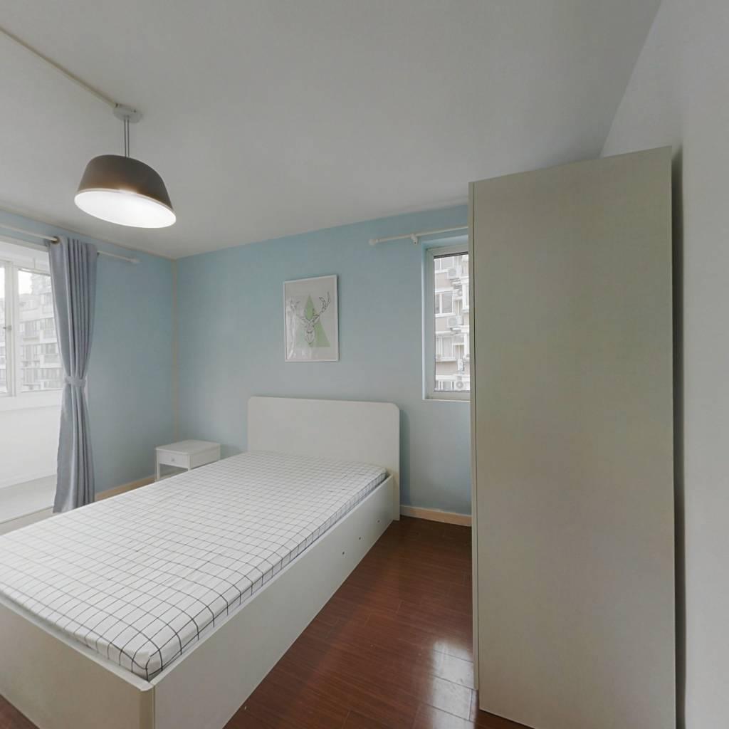 整租·恒业路313弄 1室1厅 西南卧室图