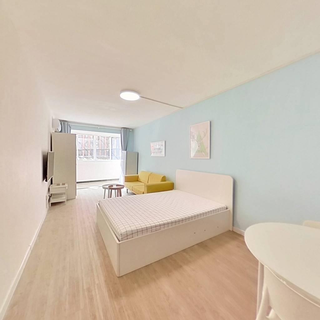 整租·新广路241弄 2室1厅 南卧室图