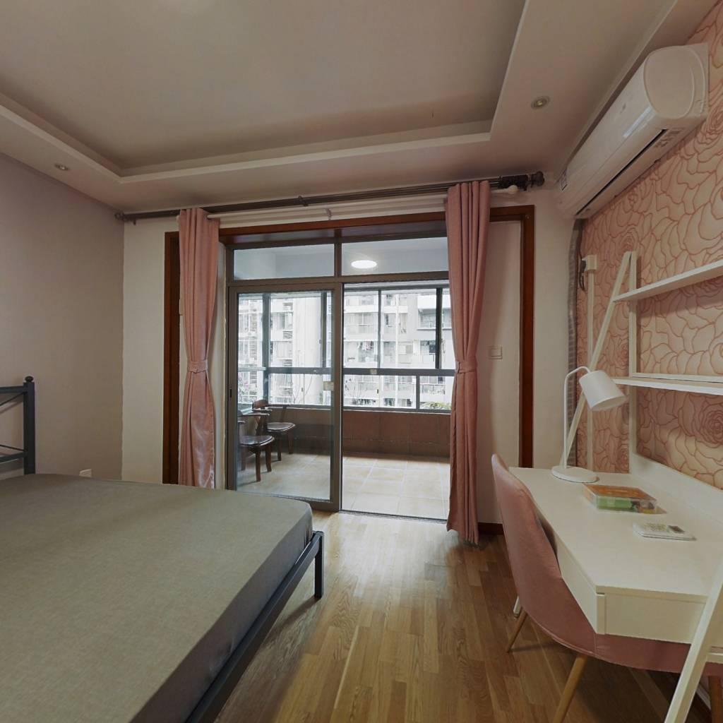 合租·金林俊景 4室1厅 西卧室图