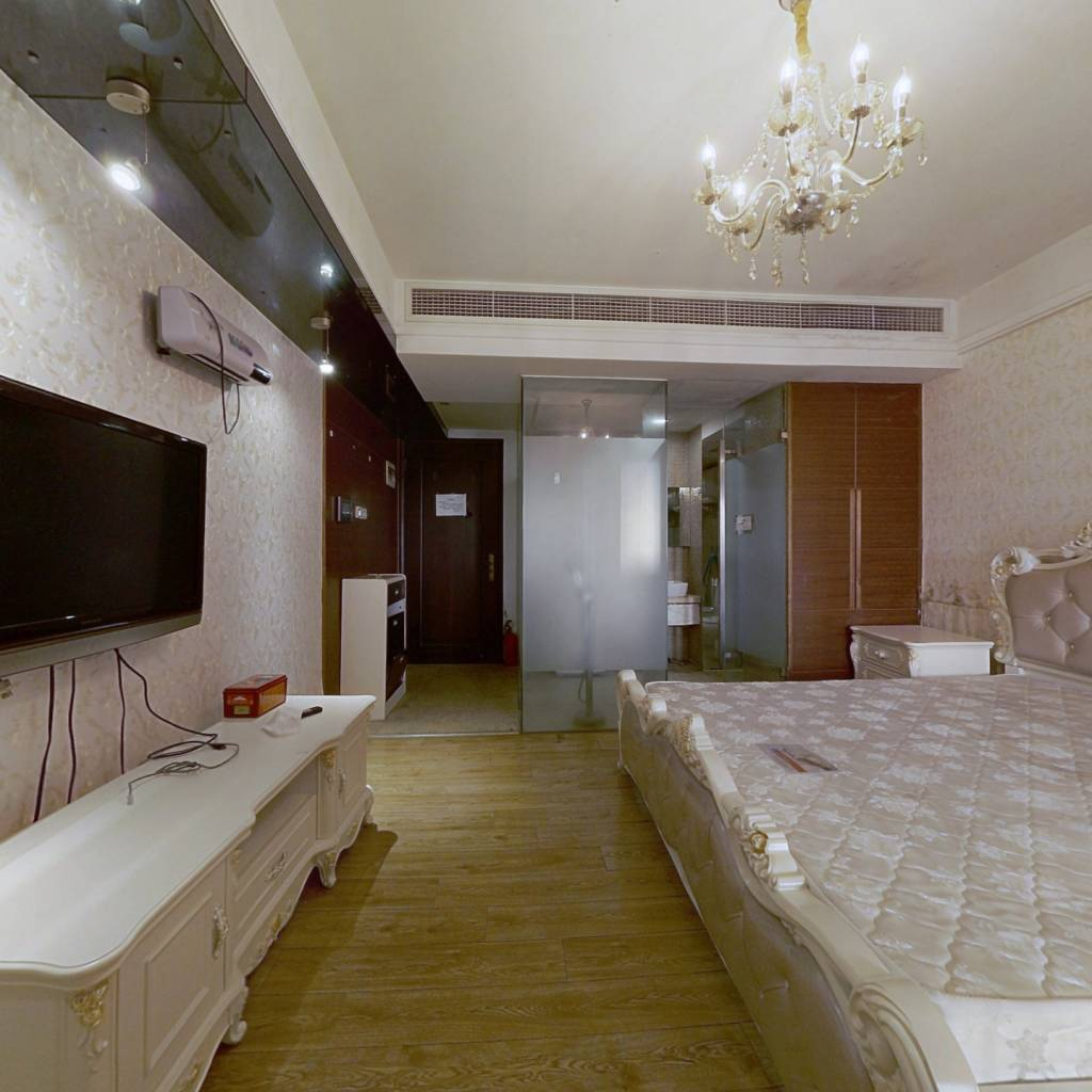 整租·金悦东山国际公馆 1室0厅 北