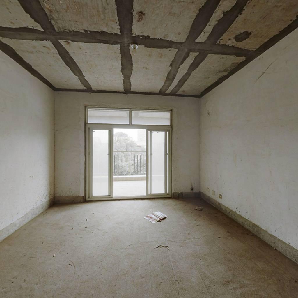 普瑞斯堡 毛坯小3房 户型周正 环境优美 低密度