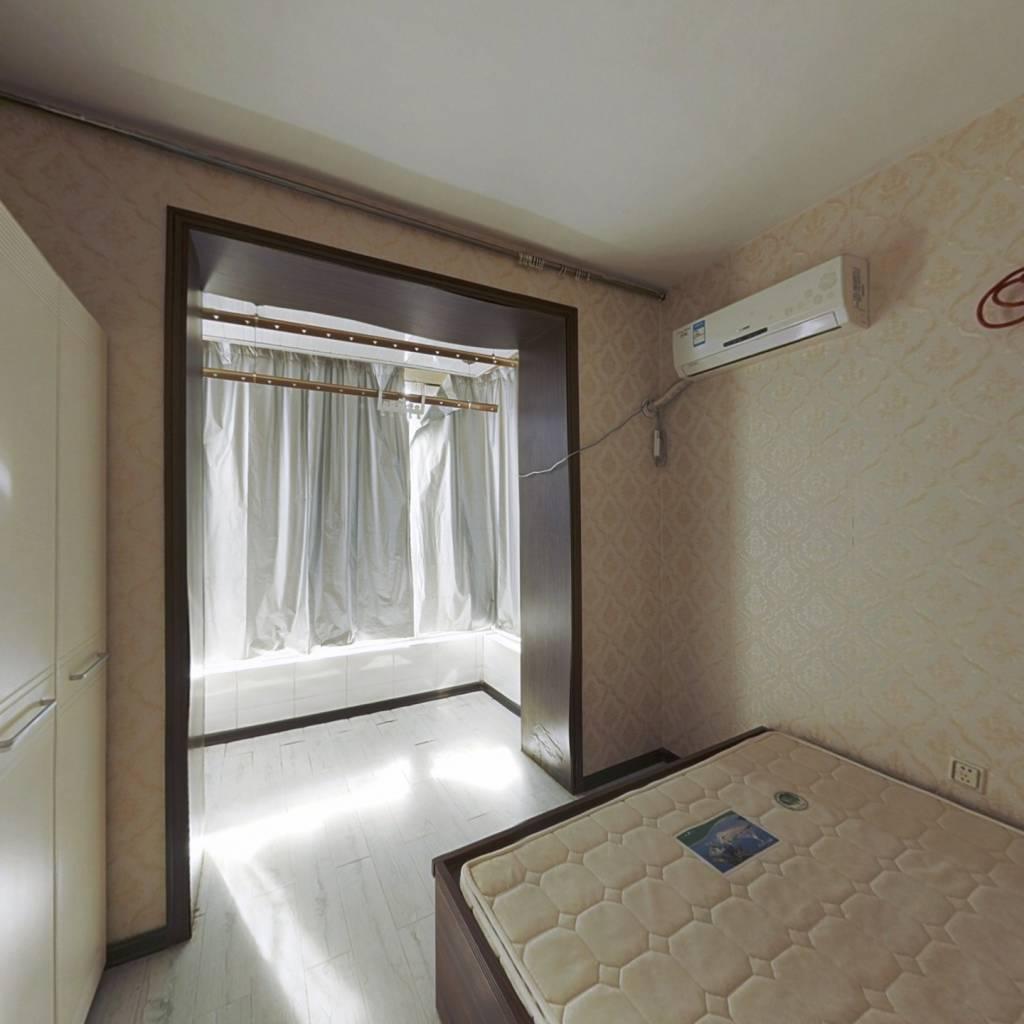 富城国际花园 1室1厅 南