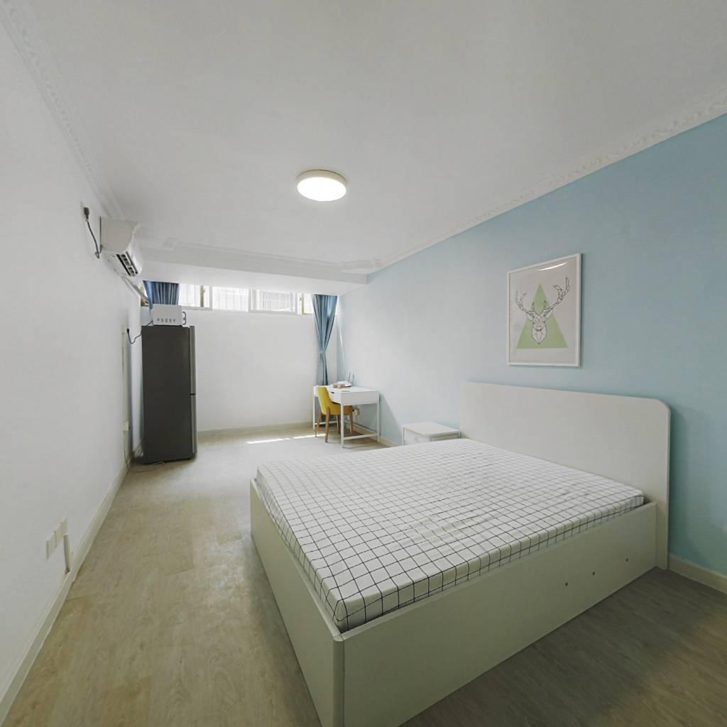 整租·潍坊一村 1室1厅 南卧室图