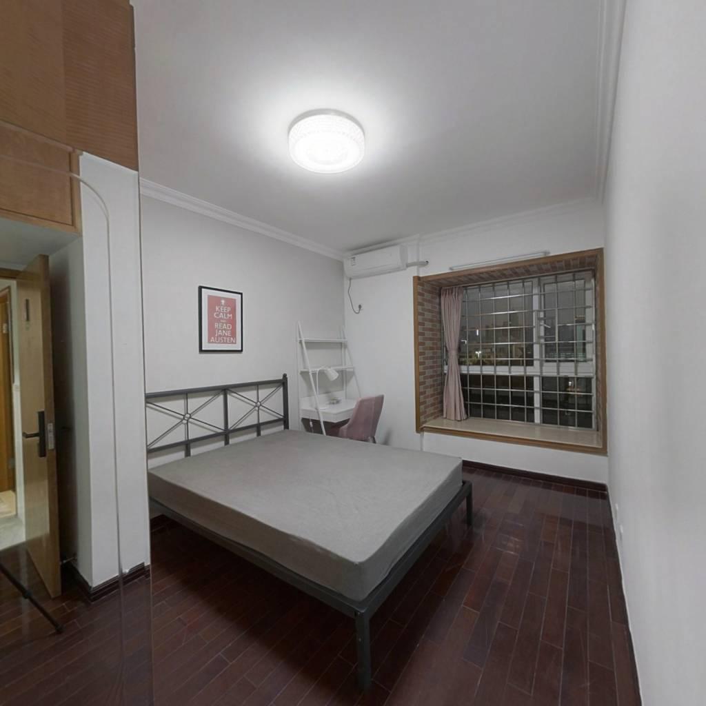 合租·嘉宝田花园 4室1厅 西卧室图