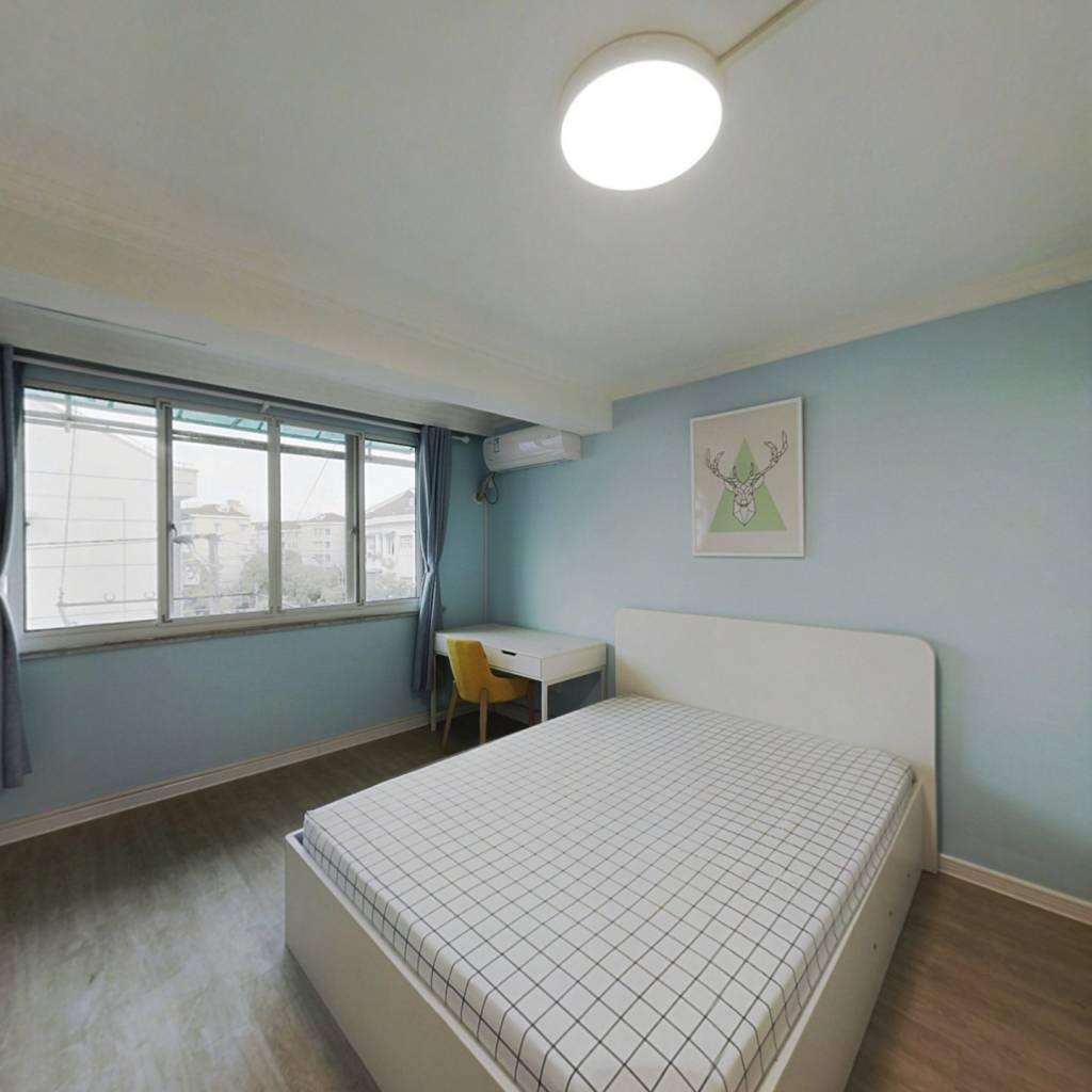 整租·控江东三村 1室1厅 东西卧室图