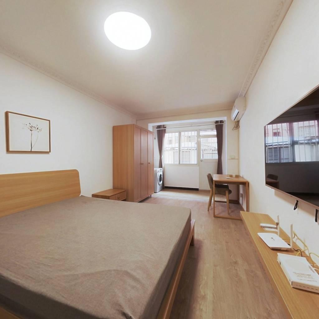 整租·徐虹路112弄 1室1厅 南卧室图