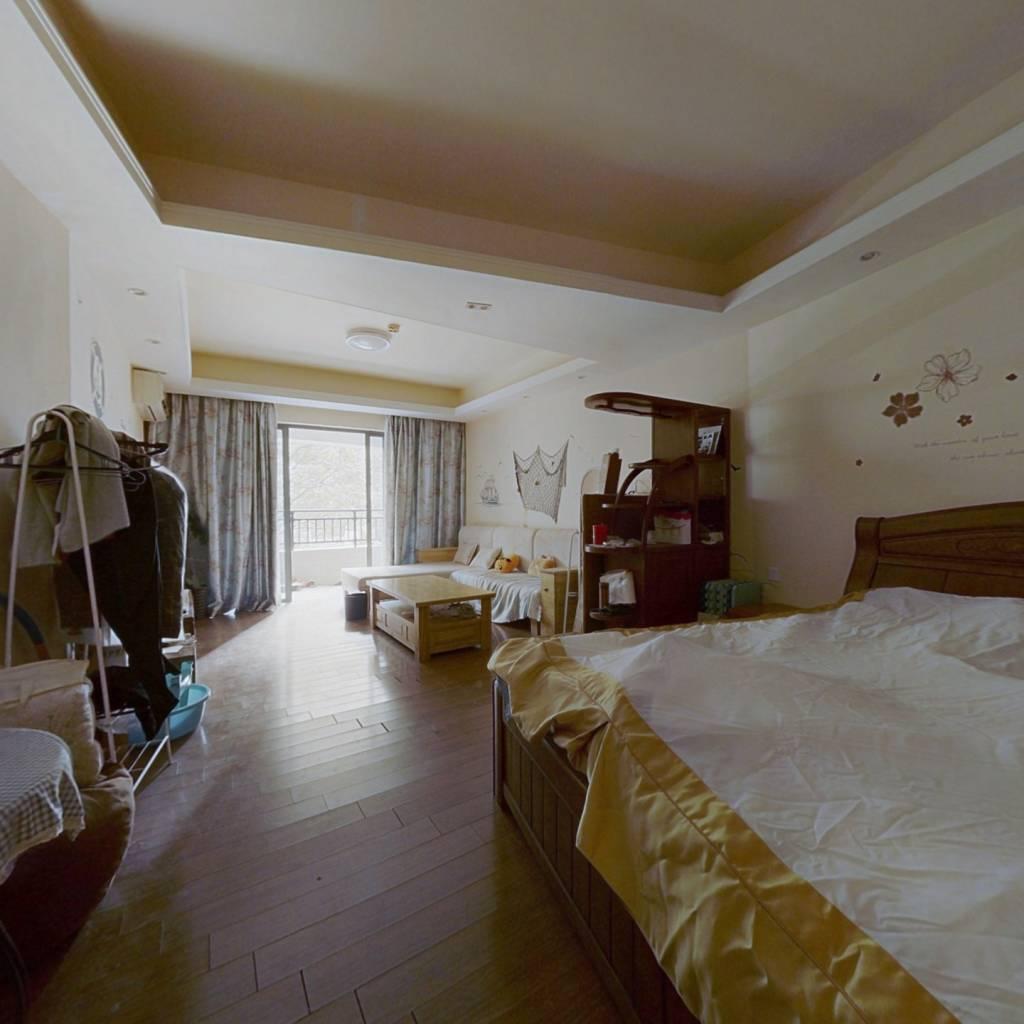 碧桂园十里银滩水蓝天 1室1厅 北