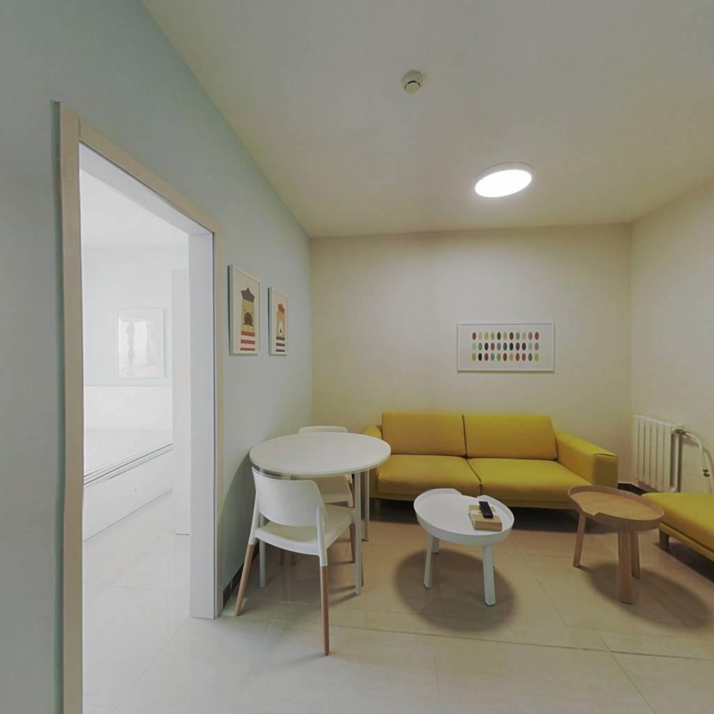 整租·诚基经贸中心 1室1厅 南卧室图