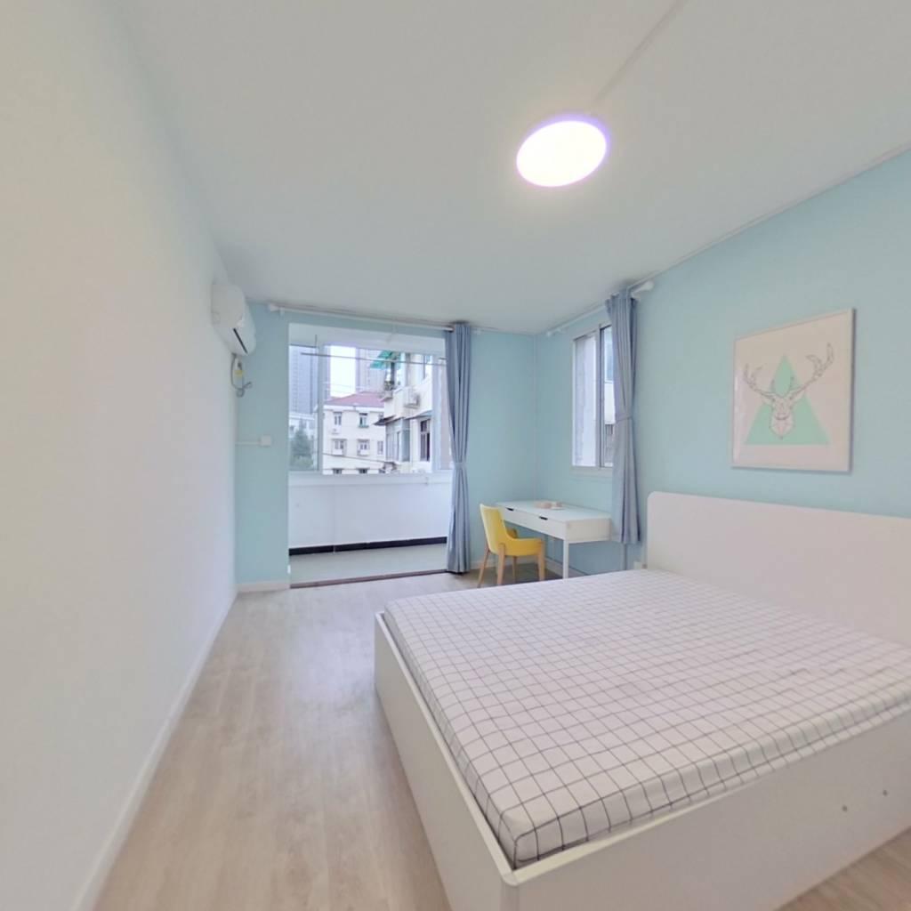 整租·宜川六村 2室1厅 南卧室图