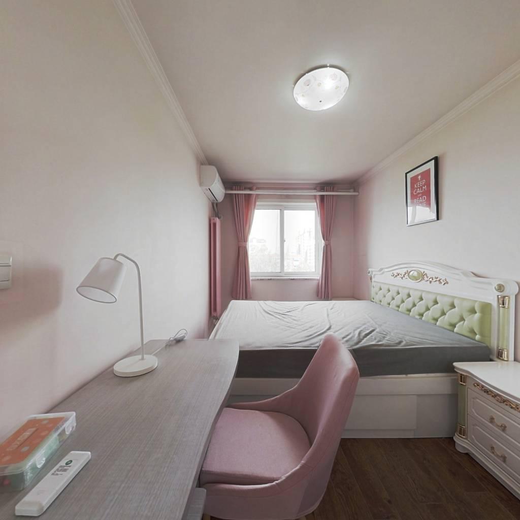 合租·新安北里 3室1厅 西卧室图