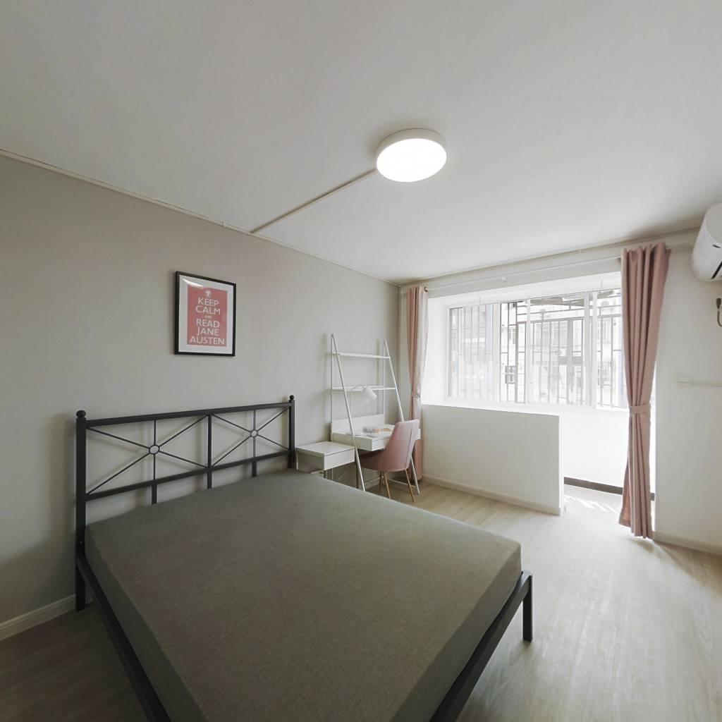 合租·乾溪新村 3室1厅 南卧室图