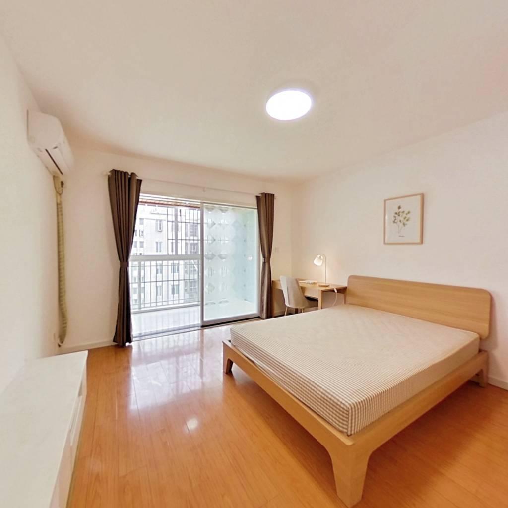 合租·天润城第一街区 3室1厅 南卧室图