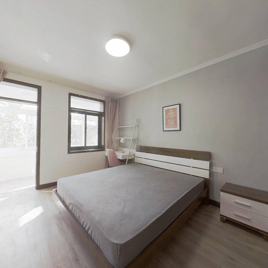 合租·南秀村 2室1厅 北卧室图