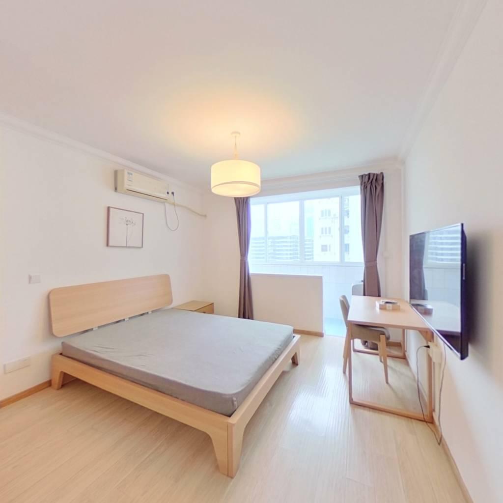 整租·高荣小区 2室1厅 南卧室图