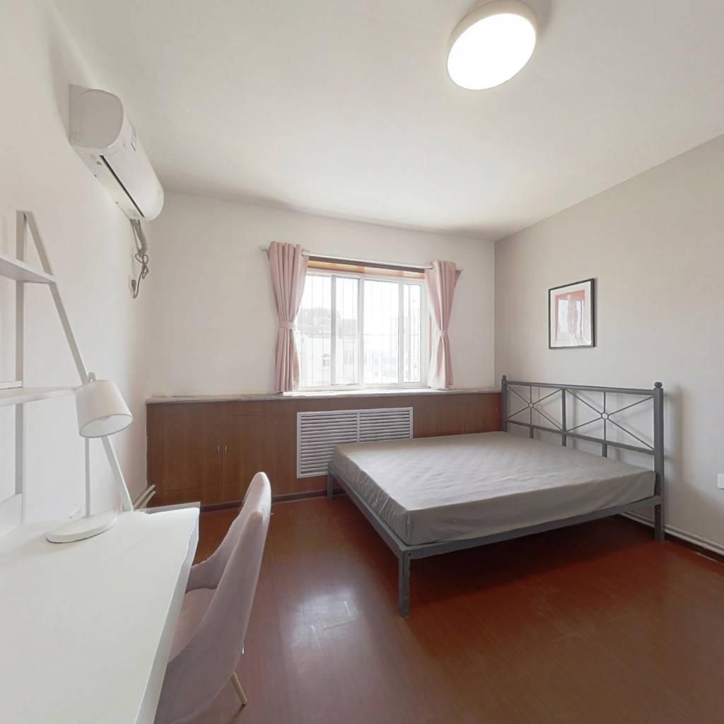 合租·溪秀苑翠溪园 3室1厅 南卧室图
