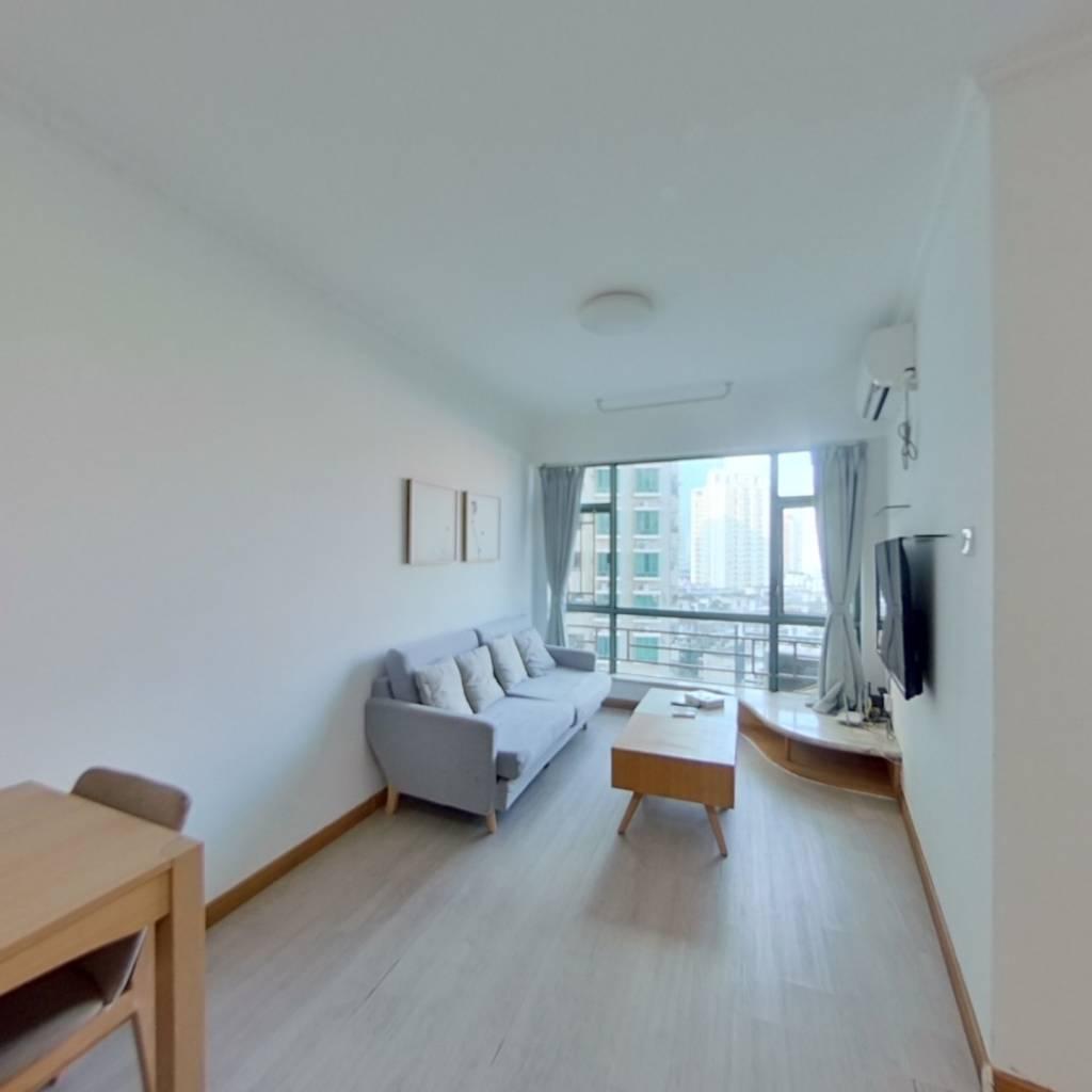 整租·云景豪园 2室1厅 东卧室图