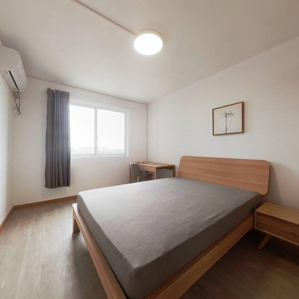 整租·田林十四村 2室1厅 西南卧室图