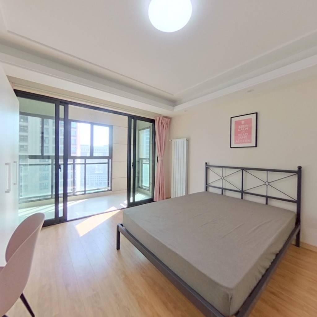 合租·中建光谷之星 5室1厅 南卧室图