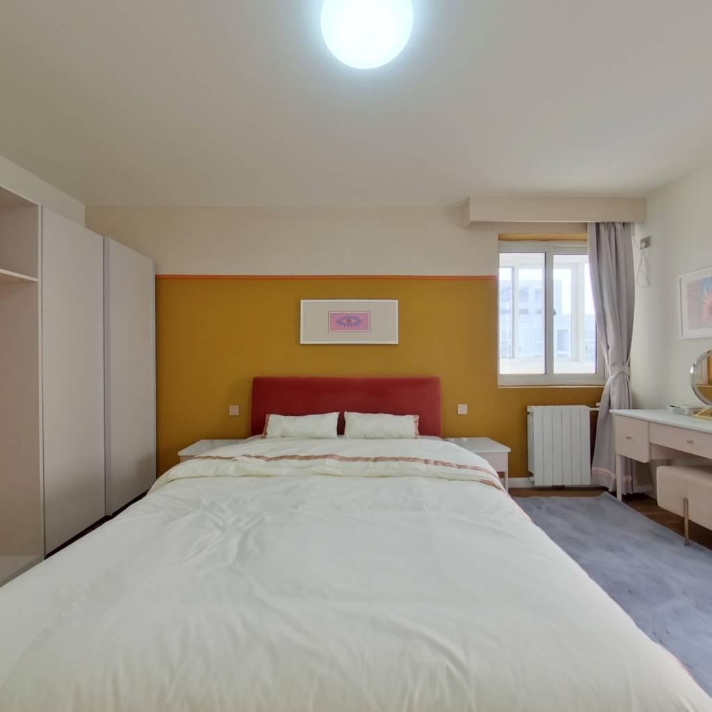 合租·百环花园 3室1厅 西卧室图