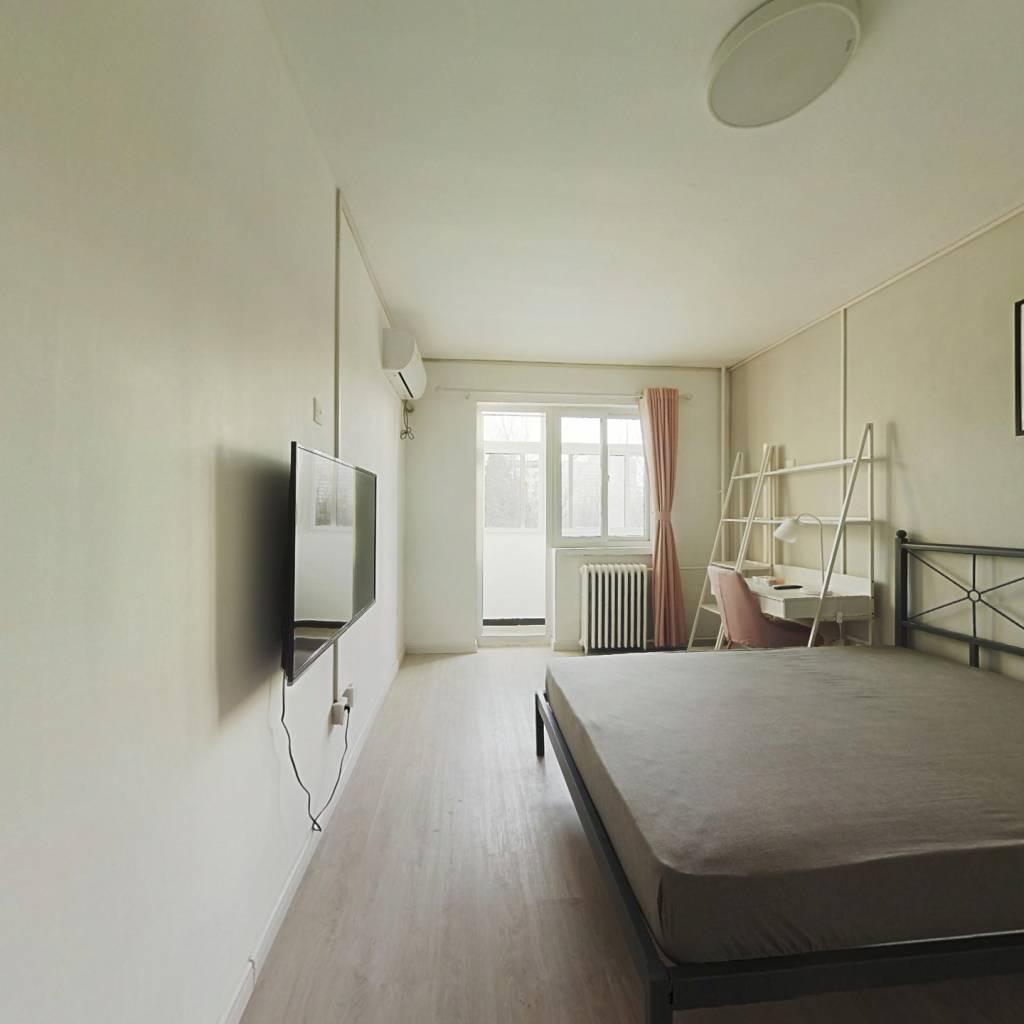 合租·车公庄西路35号院 2室1厅 北卧室图