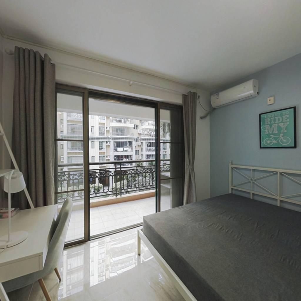 合租·顺景雅苑 3室1厅 南卧室图