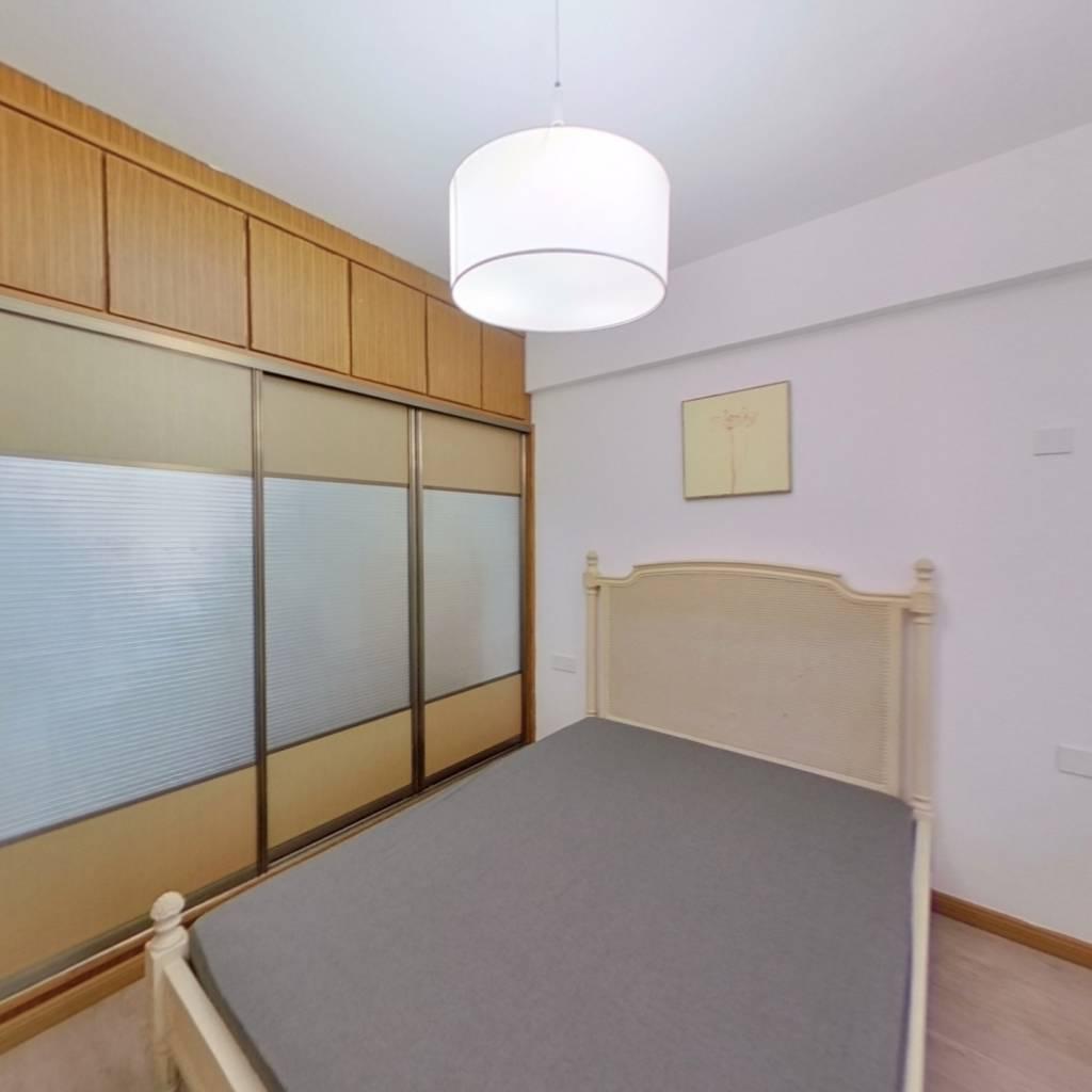 整租·苹果都市 1室1厅 南卧室图