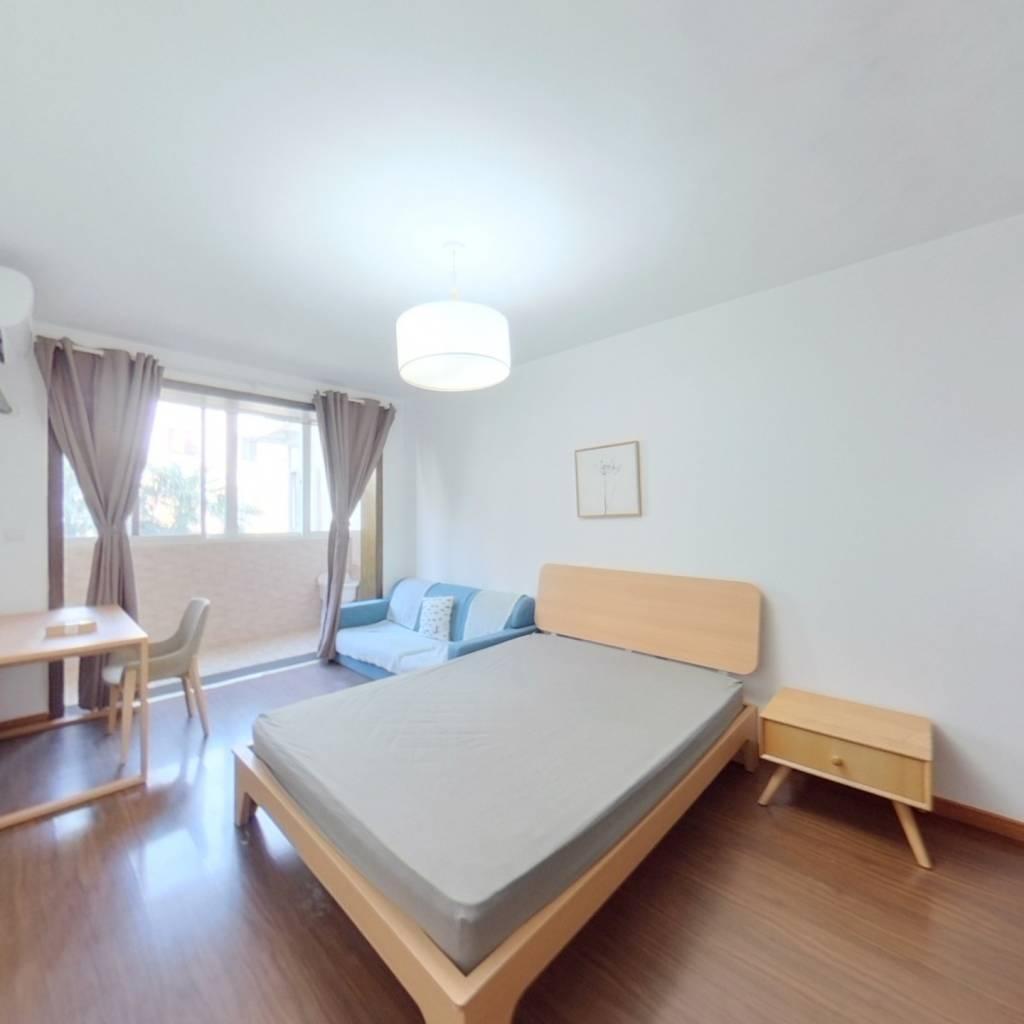 整租·雪野二村 2室1厅 南卧室图